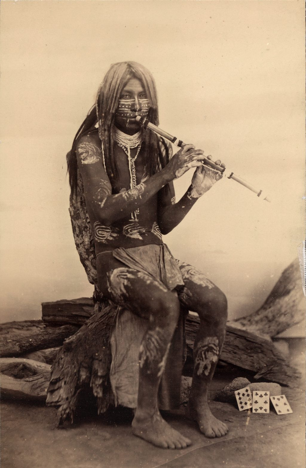 Native American Style Flute (Duct flute) History & Construction