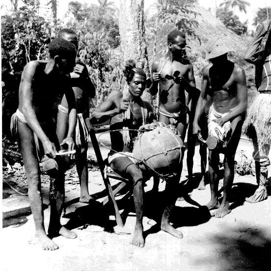 The ancestors voices- the udu drum