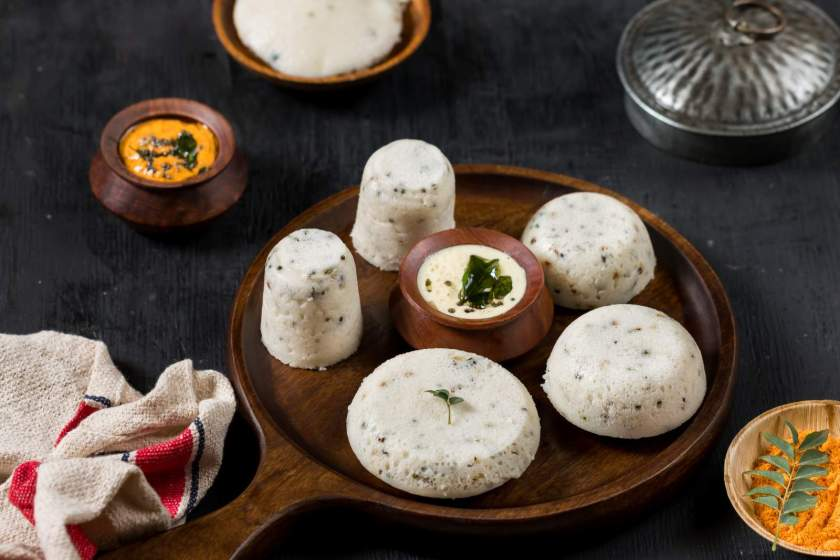 Kanchipuram Idlis Recipe