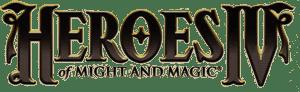 Heroes IV - Logo