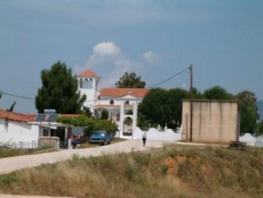 Ο ναός Αγίου Αθανασίου