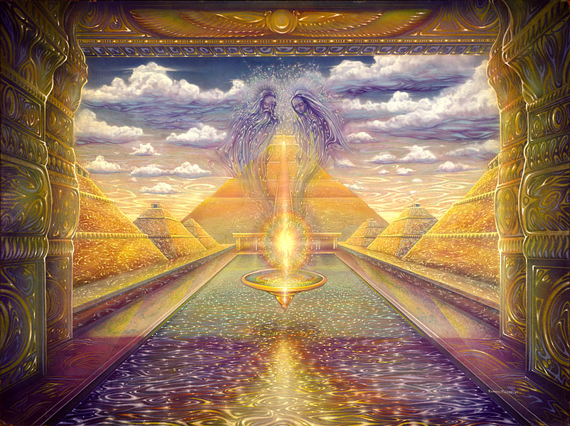 The Divine Masculine and Feminine Archetypes ~ Myth or Real?