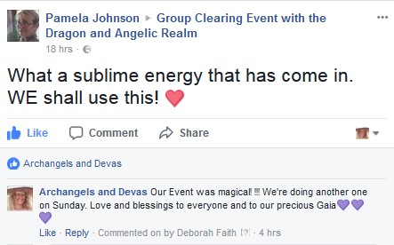 The Earth is shaking… | Archangels and Devas