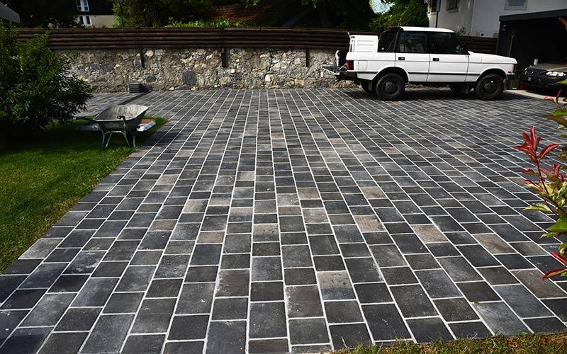 archatrak cobblestone tiles for