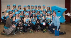 Minnesota All-Stars. Photo Credit: MNRG