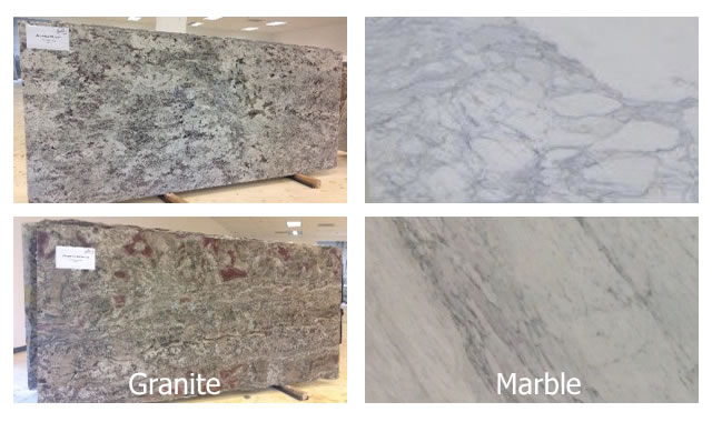 Quartz Versus Granite Kitchen Countertops