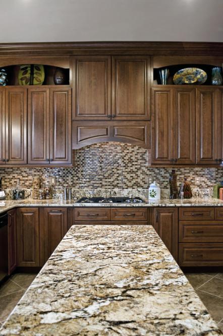 granite backsplash how to choose