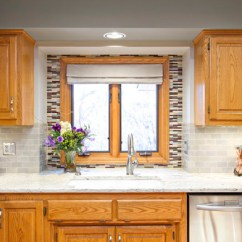 Oak Cabinets Kitchen Espresso Table Granite Colors That Will Match With Perfectly