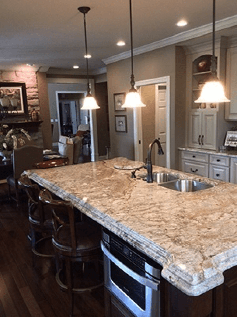 Consider When Choosing A Granite Edge