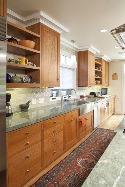 5 Green Granite Colors That Will Turn Your Kitchen Beautiful