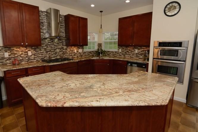kitchen countertops quartz remodeling tips where should you buy granite or