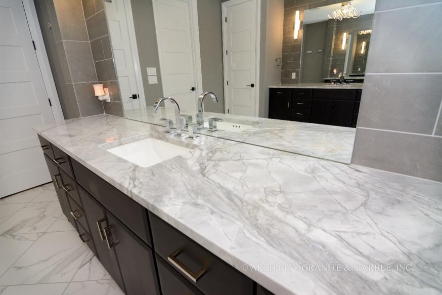 Bathroom Countertops St Louis Arch City Granite