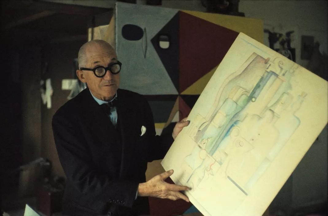 勒·柯布西耶往事   影像1960   建筑學院