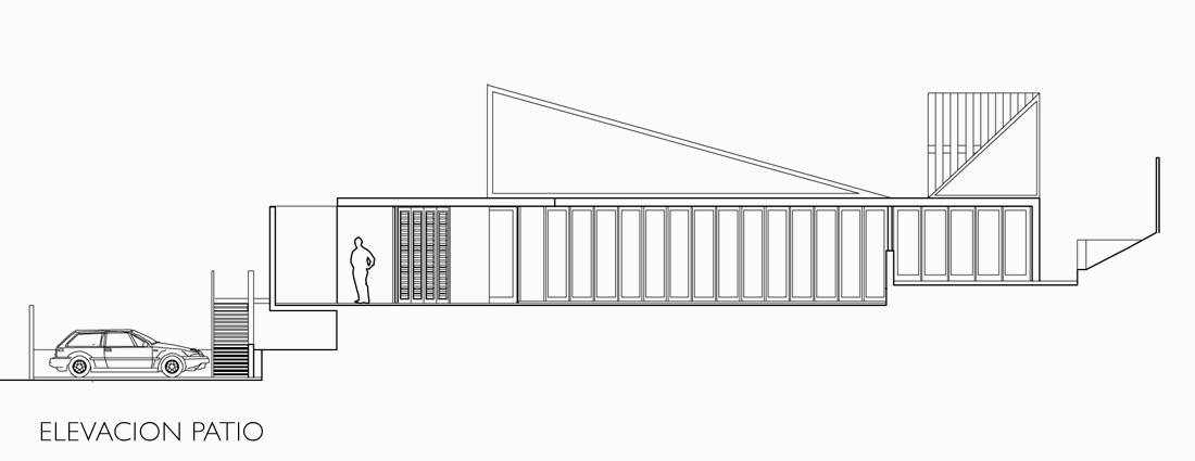 elevacion-patio facade