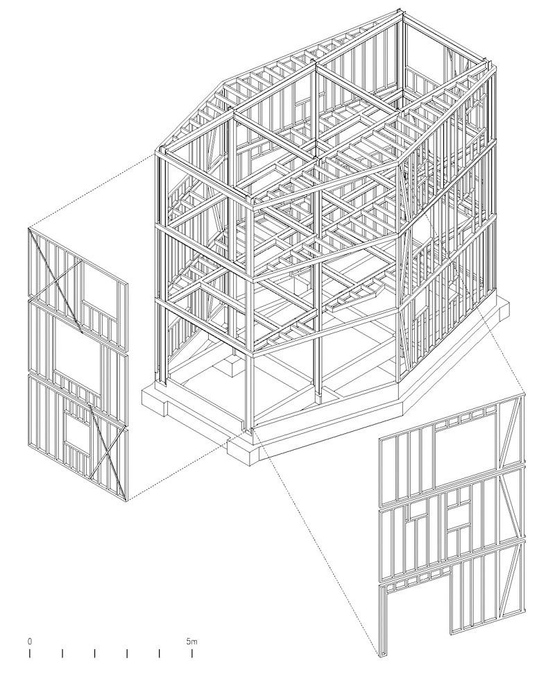 Wolf House : By Pezo von Ellrichshausen Arquitectos