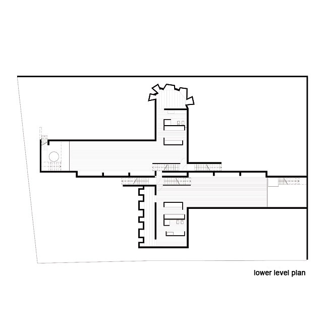 d1 lower level plan
