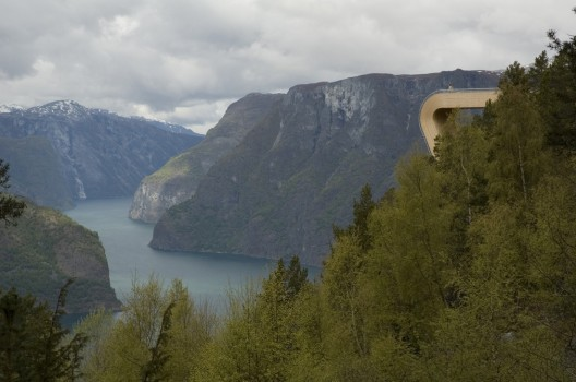 aurland look-out