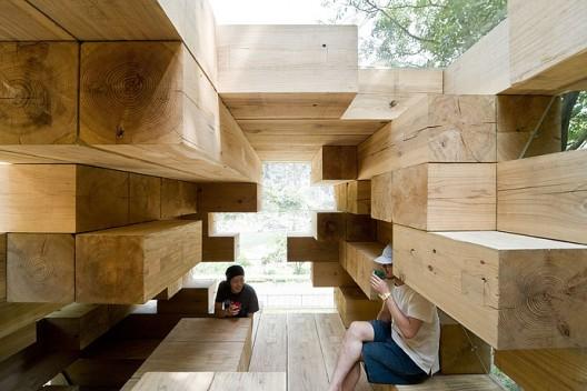 Fujimoto Wooden House