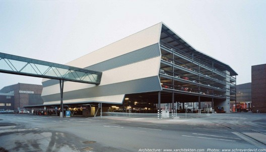 Multi-Level Parking voestalpine