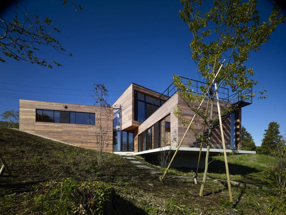 Les Aventuriers - Shun Hirayama Architecture © Daici Ano