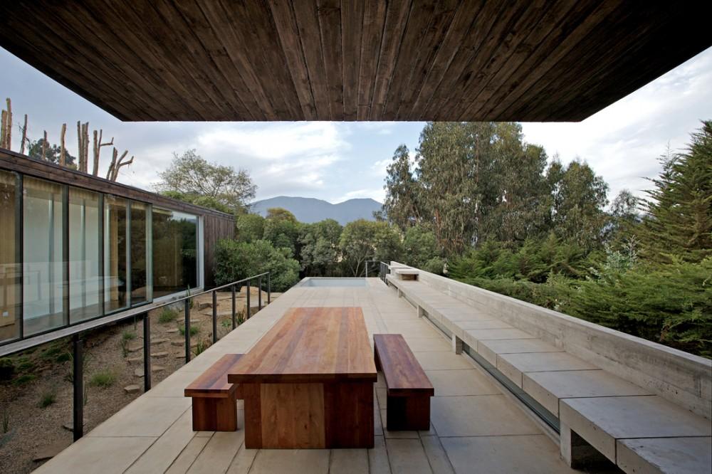 Los Molles House - Oltmann Ahlers W. - Oltmann Ahlers G. - dRN Arquitectos © Nicolas Saieh