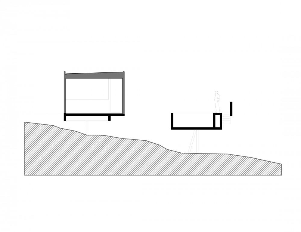 Los Molles House - Oltmann Ahlers W. - Oltmann Ahlers G. - dRN Arquitectos section I