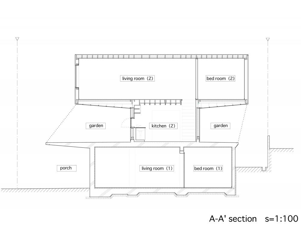 Between - Katsuhiro Miyamoto & Associates section 01