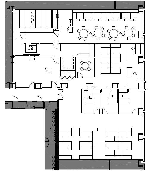 smalloffice 4th Floor - Small Size Office Space