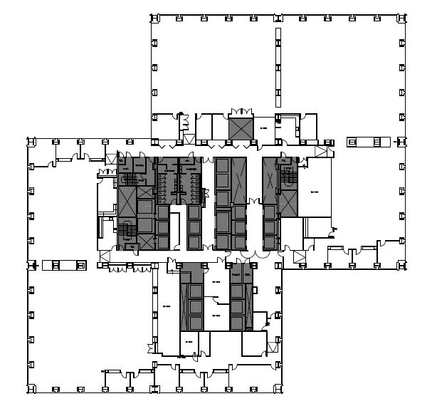 floorplan2 50th Floor - Medium Size Office Space