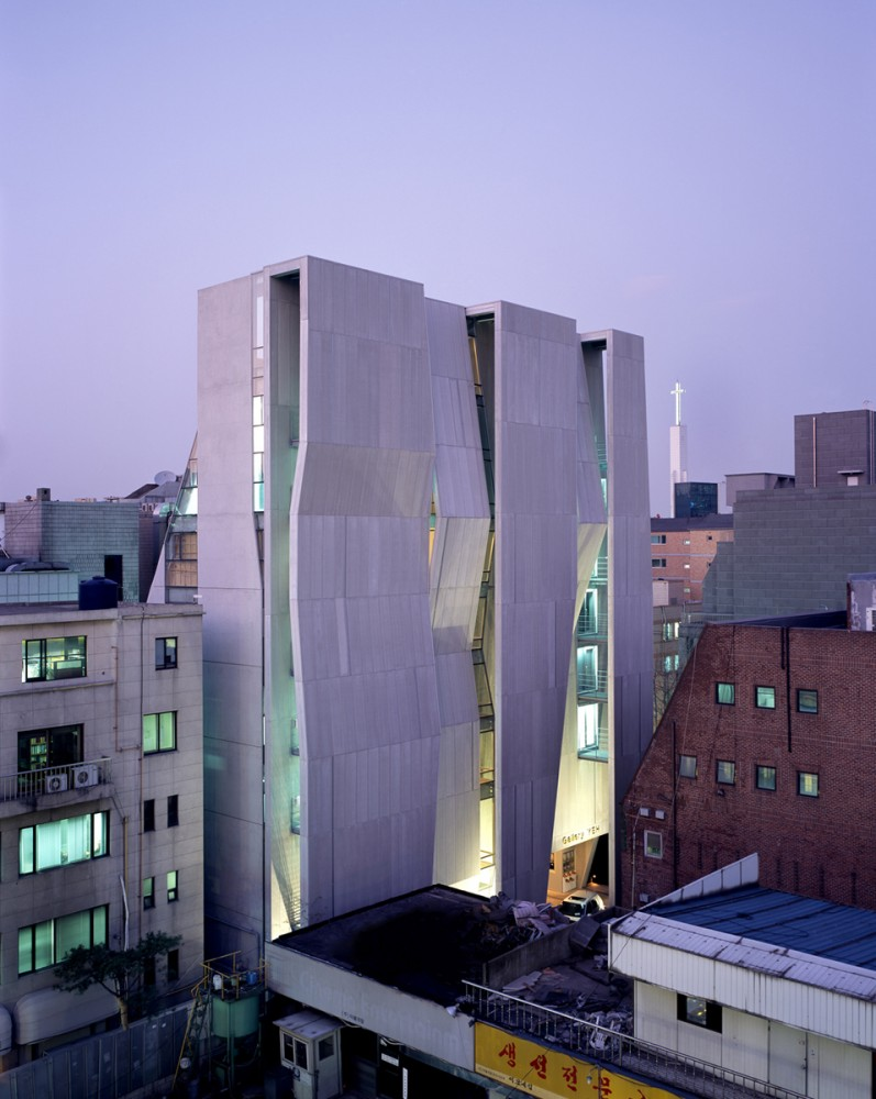 Gallery Yeh Courtesy of Unsangdong Architects