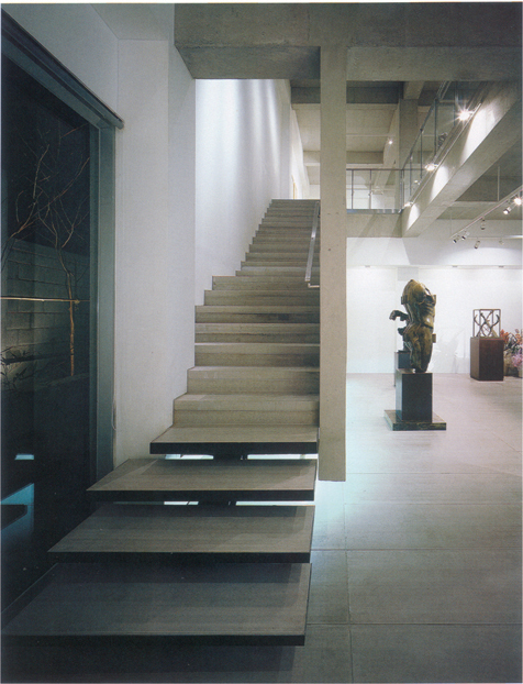 Gallery Yeh (9) Courtesy of Unsangdong Architects