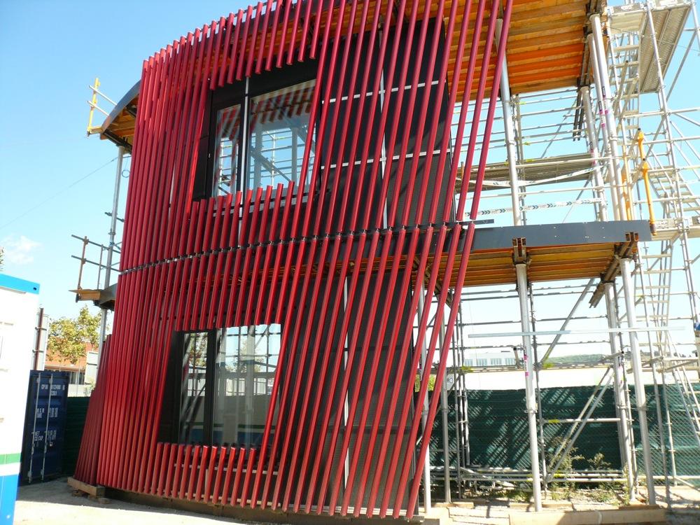 foto construcción hotel