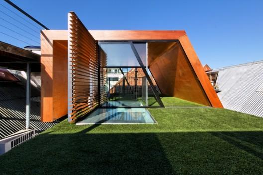 Butler House / Andrew Maynard Architects © Kevin Hui