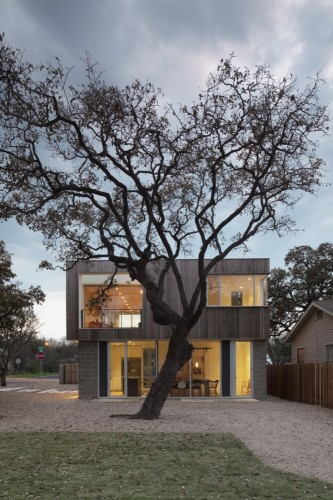 Bouldin Residence / Alter Studio © Paul Bardagjy Photography