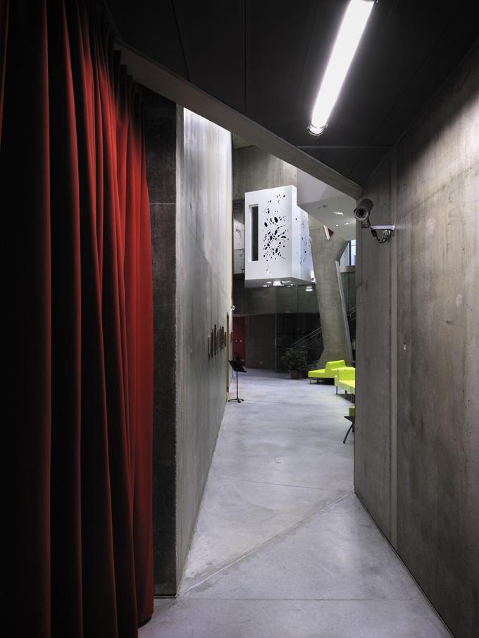 Tour des Arts - Forma 6 Architects © Patrick Miara