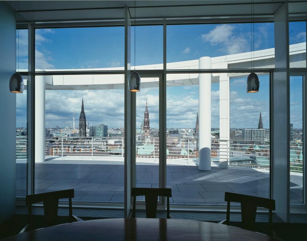 International Coffee Plaza / Richard Meier & Partners (9) © Klaus Frahm