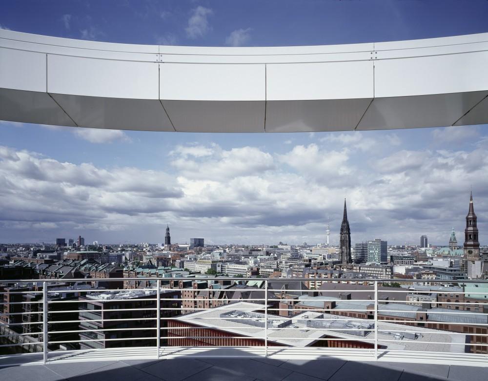 International Coffee Plaza / Richard Meier & Partners (10) © Klaus Frahm