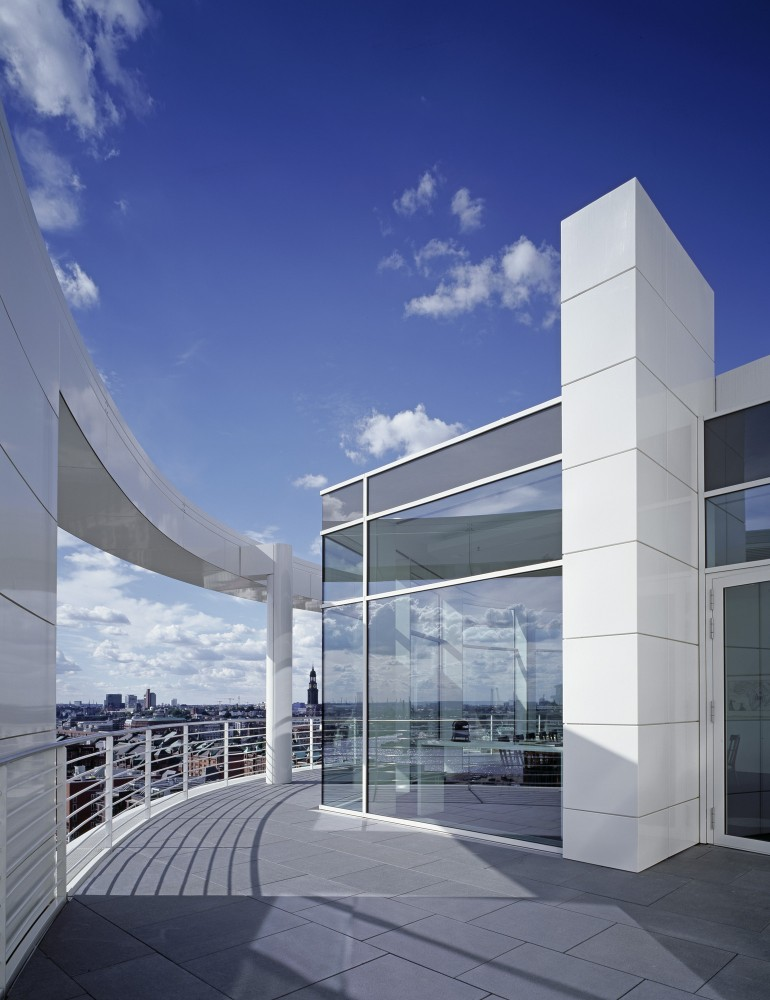 International Coffee Plaza / Richard Meier & Partners (6) © Klaus Frahm