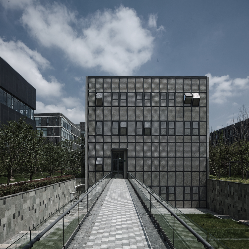 Can Cube / Archi Union Architects Inc  Sheng Zhonghai