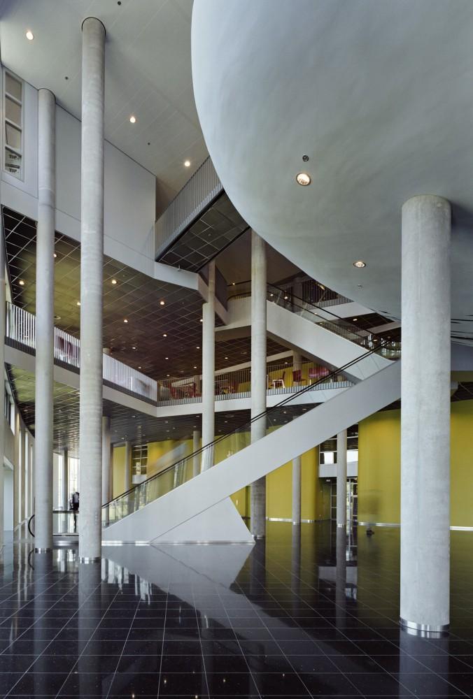 OZW Institute - Jeanne Dekkers Architectuur © Daria Scagliola & Stein Brakkee