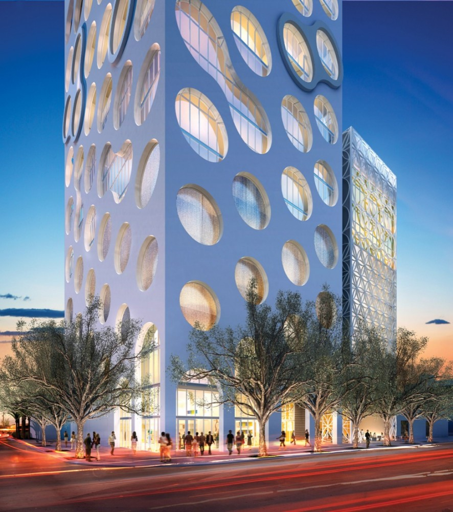 COR / Oppenheim Architecture + Design © Dbox