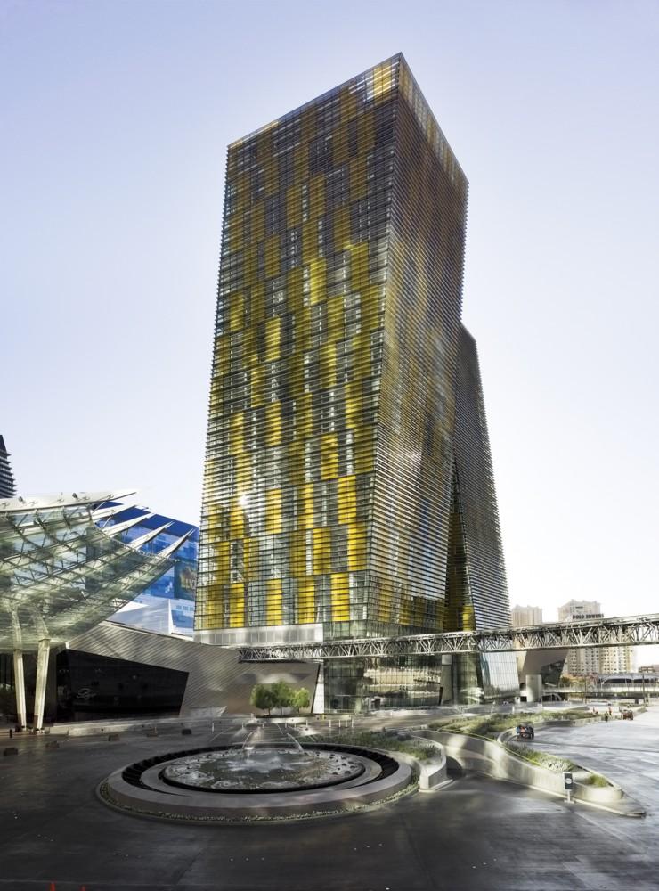 Veer Towers / Murphy Jahn © Rainer Viertlboeck