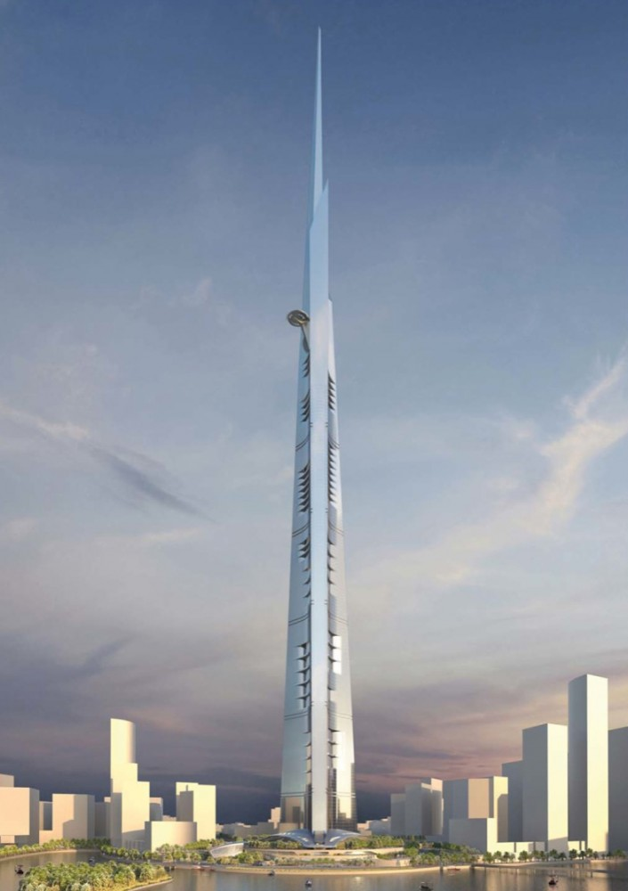 World's Tallest Building (7) © Adrian Smith + Gordon Gill Architecture