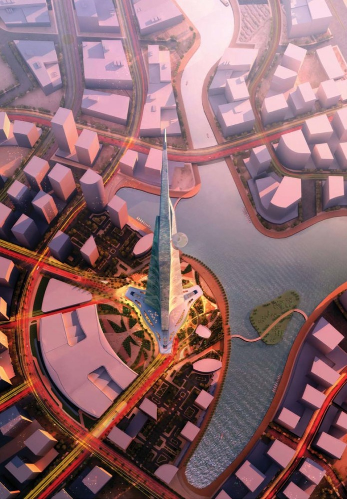 World's Tallest Building (6) © Adrian Smith + Gordon Gill Architecture