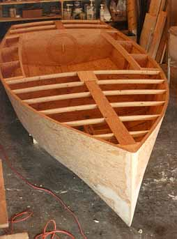 woods boat designs