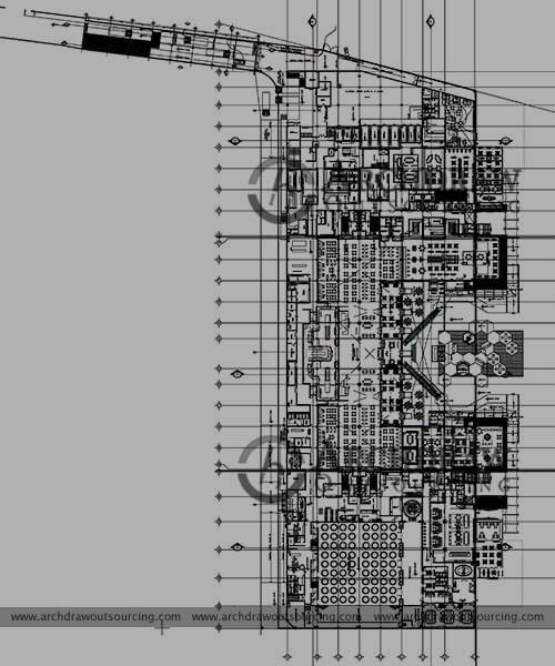 AutoCAD Drawing and Drafting Services