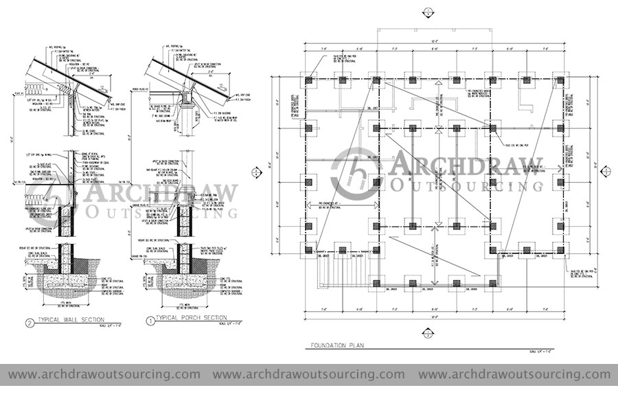 AutoCAD Drawing and CAD Drafting Services