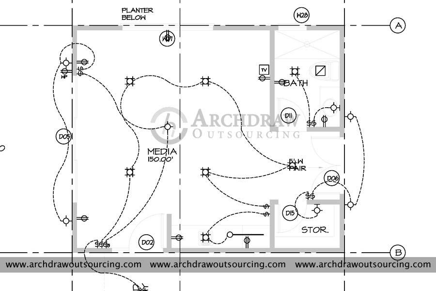 Electrical Drawings Services