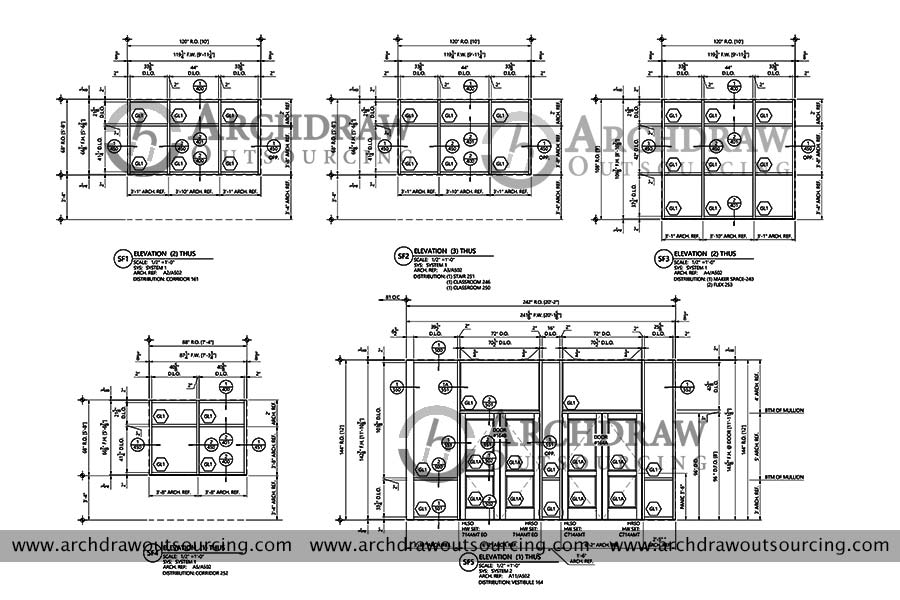 Shop Drawing Services for MEP, Structural, Steel