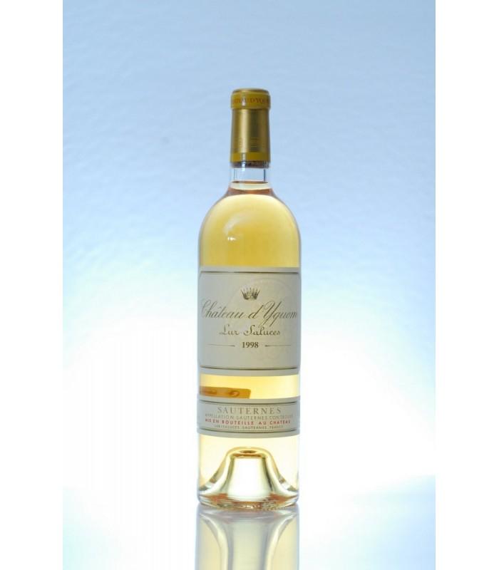 Sauternes Premier Grand Cru Classé Château d'Yquem 1998 - Arche Aux Vins